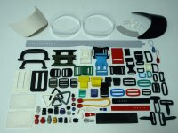 Other plastic accessories